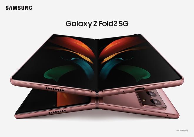 Samsung ra mắt Galaxy Z Fold2: Khắc phục nhiều vấn đề của thế hệ đầu tiên, riêng giá bán vẫn đắt đỏ - Ảnh 1.