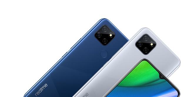 Realme ra mắt smartphone 5G rẻ nhất thế giới: RAM 6GB, pin 5000mAh, giá chỉ 3.4 triệu - Ảnh 1.