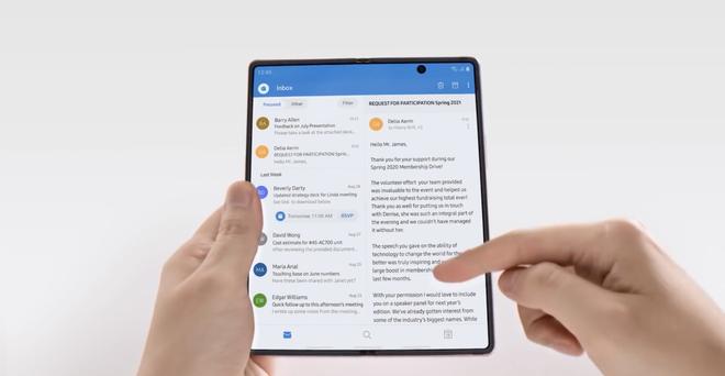 Samsung ra mắt Galaxy Z Fold2: Khắc phục nhiều vấn đề của thế hệ đầu tiên, riêng giá bán vẫn đắt đỏ - Ảnh 8.