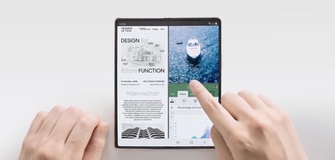 Samsung ra mắt Galaxy Z Fold2: Khắc phục nhiều vấn đề của thế hệ đầu tiên, riêng giá bán vẫn đắt đỏ - Ảnh 7.