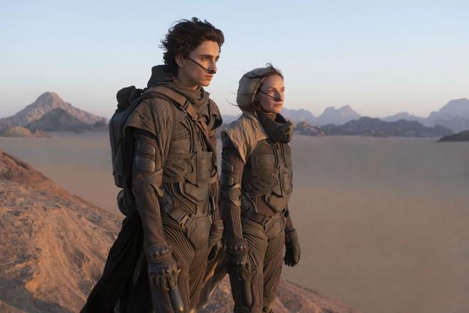 Trailer Dune chính thức ra mắt: Bộ tiểu thuyết sci-fi đỉnh nhất thế giới khi lên màn ảnh lớn sẽ hoành tráng như thế này đây - Ảnh 2.