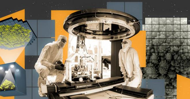 Lần đầu tiên nhà khoa học chụp được tấm hình có độ phân giải 3.200MP bằng cảm biến hình ảnh siêu to khổng lồ - Ảnh 1.