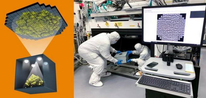 Lần đầu tiên nhà khoa học chụp được tấm hình có độ phân giải 3.200MP bằng cảm biến hình ảnh siêu to khổng lồ - Ảnh 4.