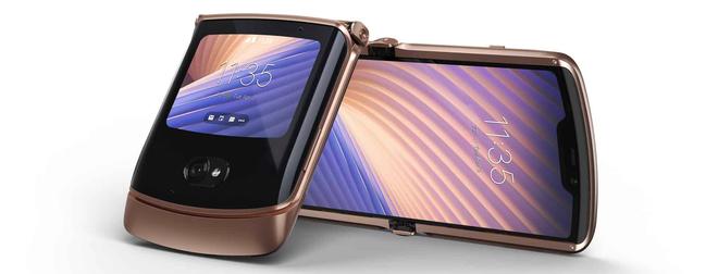 Motorola Razr 5G ra mắt: Snapdragon 765G, camera 48MP, giá 32.4 triệu đồng - Ảnh 2.