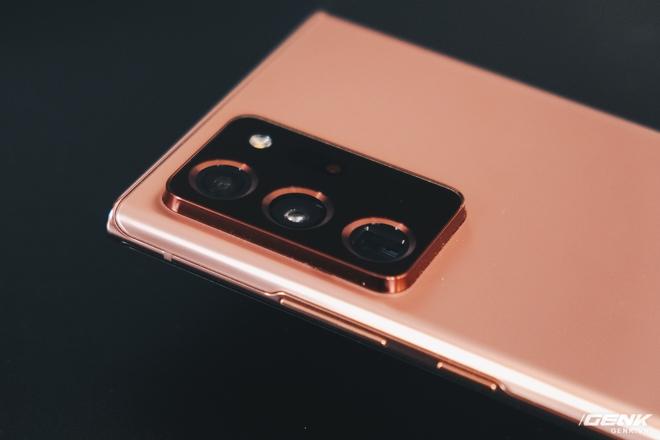 Đánh giá Galaxy Note20 Ultra: Thắng thế vì đối thủ thất thế - Ảnh 15.