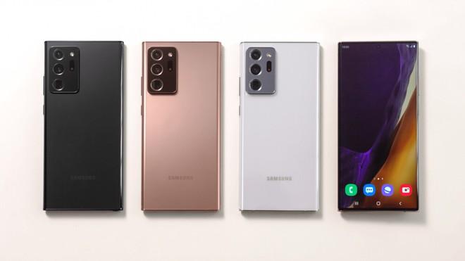 Đánh giá Galaxy Note20 Ultra: Thắng thế vì đối thủ thất thế - Ảnh 4.