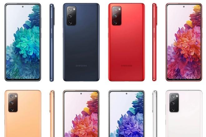 Samsung Galaxy S20 FE 5G chính thức lộ diện - Ảnh 3.