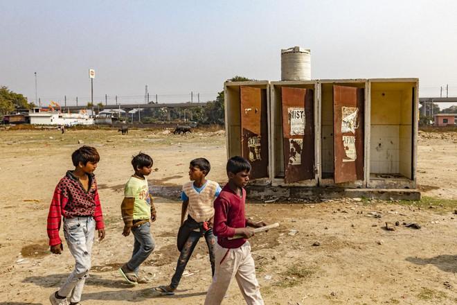 Đây là căn nhà vệ sinh không thể phá hủy - Chiếc chìa khóa cứu Ấn Độ khỏi tình trạng đại tiện lung tung - Ảnh 1.