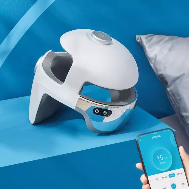Xiaomi ra mắt máy massage đầu: Thiết kế siêu ngầu, hỗ trợ sưởi ấm, giá 2.7 triệu đồng - Ảnh 4.