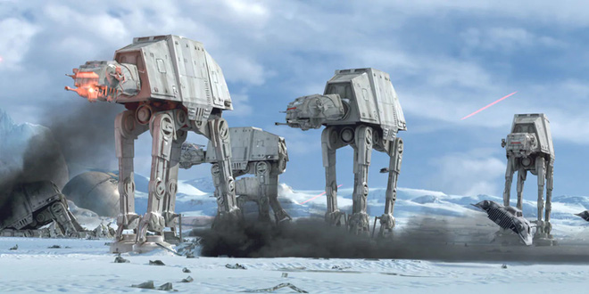 Quân đội Mỹ từng phát triển mẫu robot chiến đấu tuyệt mật bắt chước theo Star Wars - Ảnh 2.
