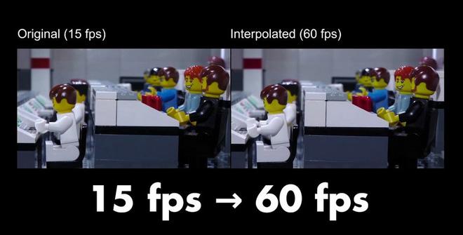 Phát triển thành công thuật toán mới giúp nâng cấp khung hình lên tới 480fps hoặc tạo ra video slow-motion hoàn hảo từ video gốc - Ảnh 1.