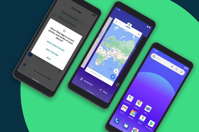 Google ra mắt Android 11 Go, mở ứng dụng nhanh hơn 20% - Ảnh 1.