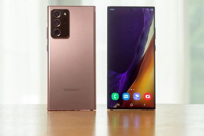 Galaxy Note20 Ultra có chi phí sản xuất là 549 USD - Ảnh 1.