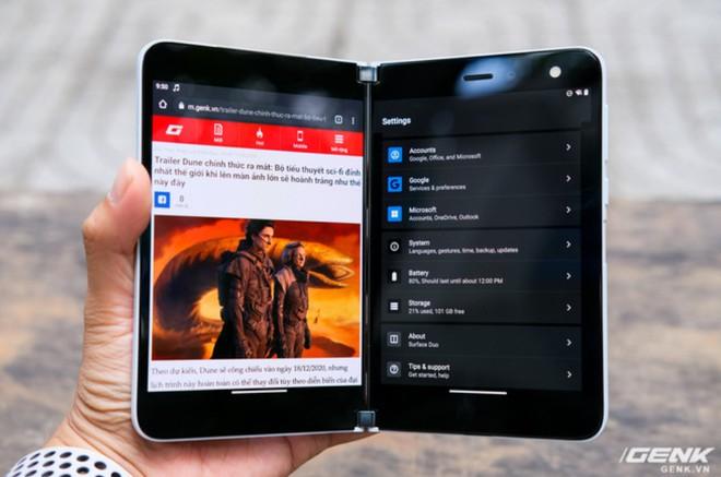 Microsoft tiết lộ những dữ liệu hãng sẽ thu thập trên smartphone Android Surface Duo - Ảnh 2.