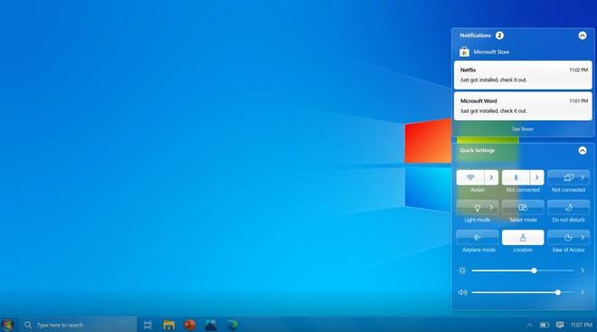 Ngắm Windows 7 đội lốt Windows 10: bình mới rượu cũ, mà rượu ngon bình đẹp! - Ảnh 3.