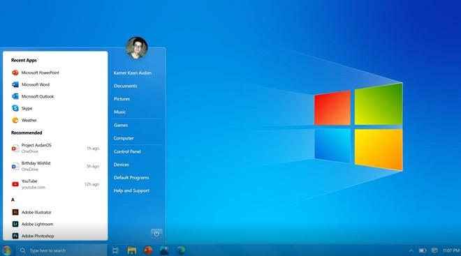 Ngắm Windows 7 đội lốt Windows 10: bình mới rượu cũ, mà rượu ngon bình đẹp! - Ảnh 1.
