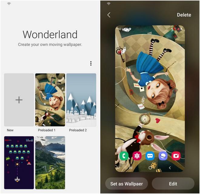 Samsung tung công cụ tùy biến, giúp người dùng có thể tự tạo hình nền động cho smartphone Galaxy - Ảnh 2.