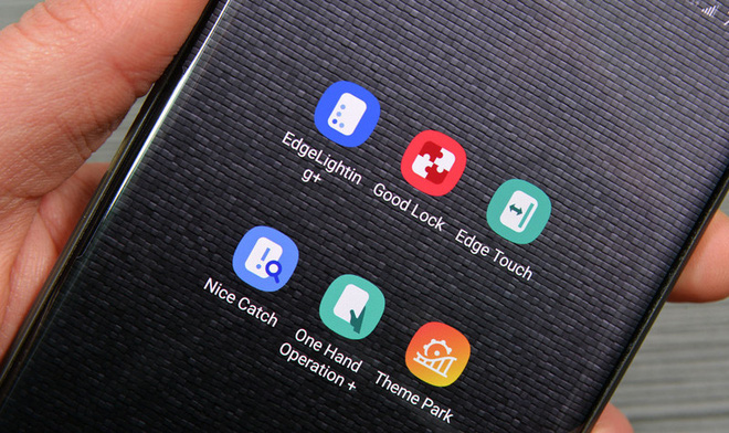 Samsung tung công cụ tùy biến, giúp người dùng có thể tự tạo hình nền động cho smartphone Galaxy - Ảnh 1.