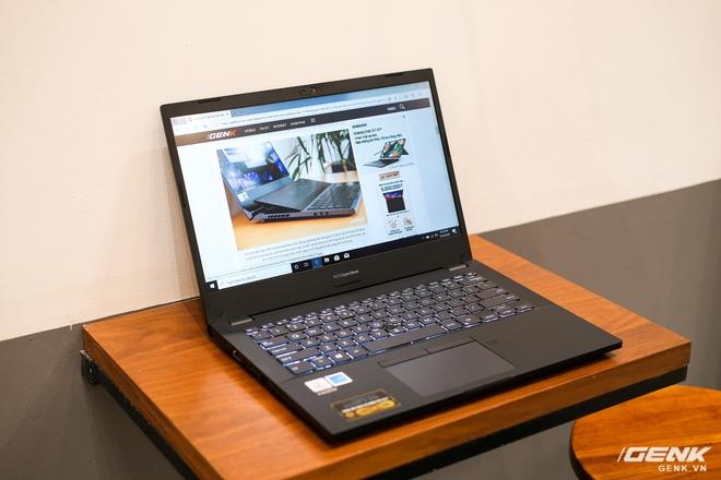 Cận cảnh ASUS ExpertBook P2: Bản laptop doanh nhân giá mềm của B9, chạy Core i thế hệ 10, độ bền chuẩn quân đội, pin 13 tiếng - Ảnh 4.
