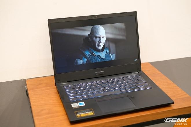 Cận cảnh ASUS ExpertBook P2: Bản laptop doanh nhân giá mềm của B9, chạy Core i thế hệ 10, độ bền chuẩn quân đội, pin 13 tiếng - Ảnh 13.