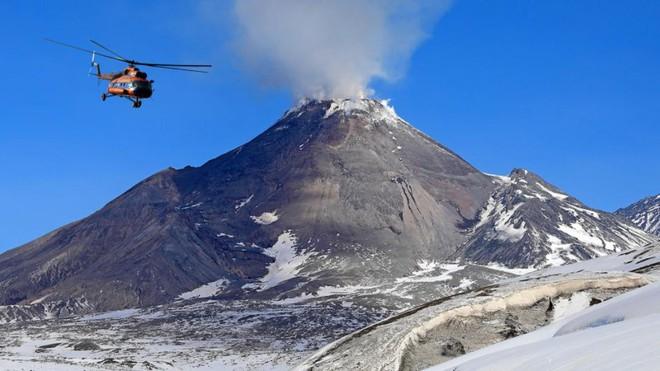 """Lần đầu tiên trong lịch sử, các nhà khoa học ghi nhận được hiện tượng núi lửa tái sinh"""" - Ảnh 1."""