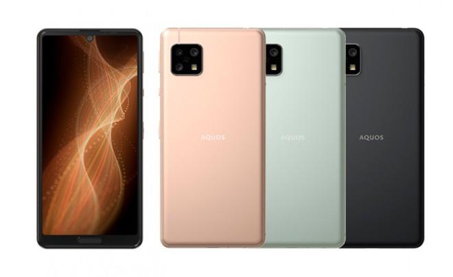 Sharp ra mắt 4 mẫu smartphone mới tại Nhật Bản - Ảnh 5.