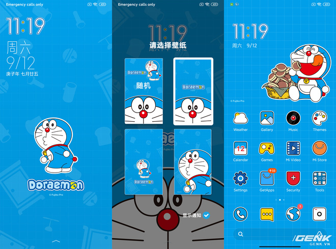 Mở hộp smartphone Doraemon giá gần 10 triệu đồng của Xiaomi - Ảnh 11.