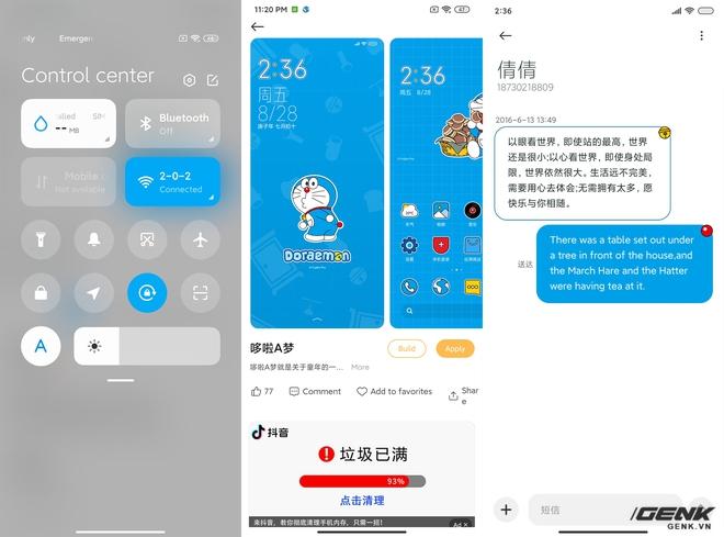 Mở hộp smartphone Doraemon giá gần 10 triệu đồng của Xiaomi - Ảnh 13.