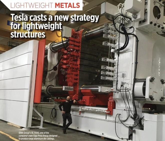 Loại bỏ robot, Tesla chuẩn bị cho một cuộc cách mạng về tốc độ sản xuất ô tô - Ảnh 3.
