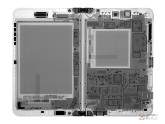 Surface Duo chỉ có hai bộ phận dễ sửa chữa: màn hình và mặt lưng - Ảnh 4.