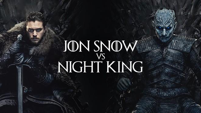 Game of Thrones và cú lừa lịch sử: Hứa hẹn cho Jon Snow hạ sát Night King từ mùa 3, nhưng lại bất ngờ xù kèo trong mùa 8 - Ảnh 1.