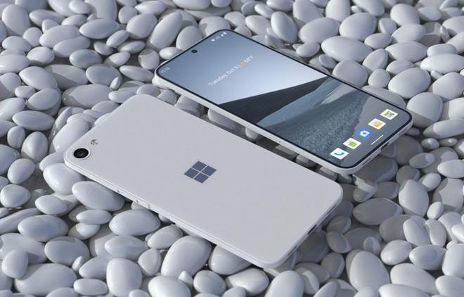 Ngắm ý tưởng Surface Solo: Chiếc smartphone truyền thống, không gập và không biết Microsoft có tính làm hay không - Ảnh 6.