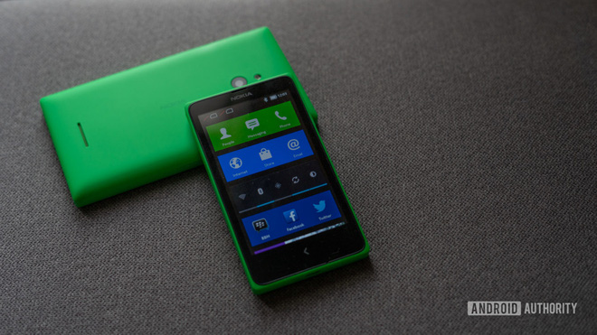 Bạn có biết: chiếc điện thoại Android đầu tiên của Nokia đã xuất hiện từ năm 2014 - Ảnh 1.