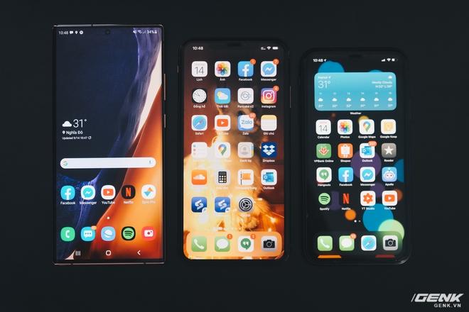 Đánh giá Galaxy Note20 Ultra: Thắng thế vì đối thủ thất thế - Ảnh 14.