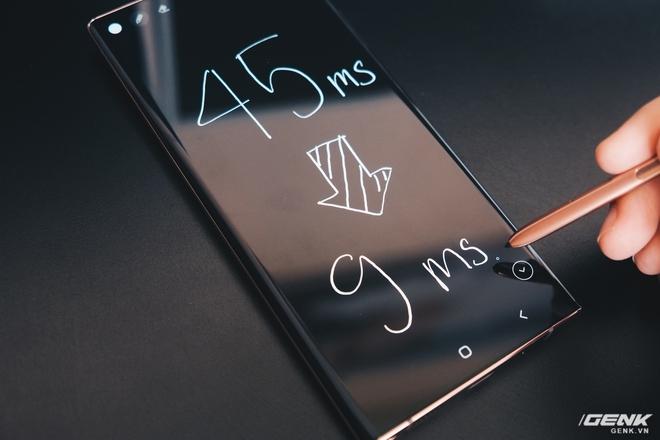 Đánh giá Galaxy Note20 Ultra: Thắng thế vì đối thủ thất thế - Ảnh 11.