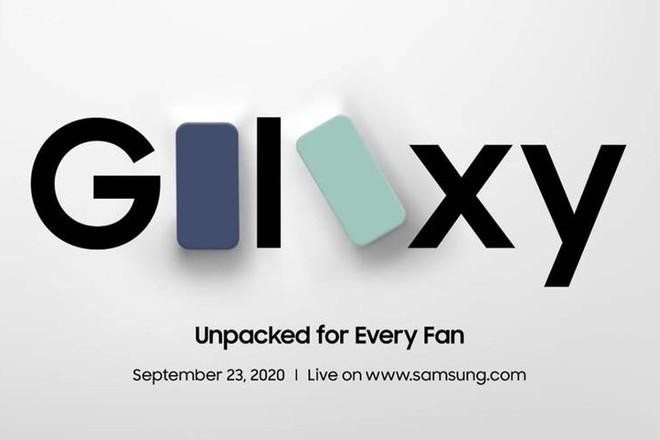 Samsung công bố sự kiện Unpacked tiếp theo diễn ra vào ngày 23 tháng 9 - Ảnh 1.