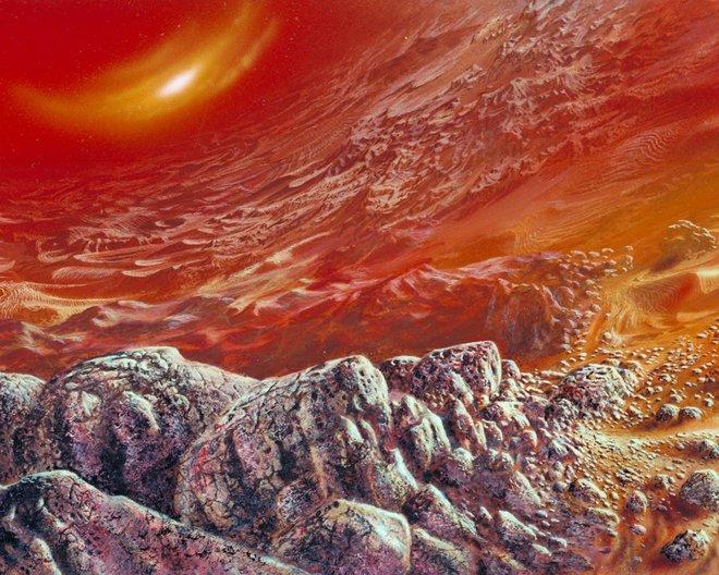 Nghiên cứu mới: Phát hiện ra dấu vết của sự sống trong khí quyển Sao Kim, hành tinh sát vách Trái Đất - Ảnh 8.