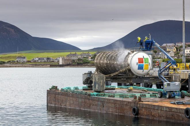 Dự án Natick của Microsoft: đặt trung tâm dữ liệu dưới đáy biển 2 năm, giảm hơn 80% tỷ lệ hư hỏng và hoàn toàn không phát thải Carbon - Ảnh 3.