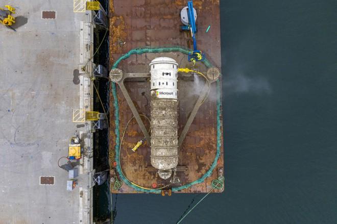 Dự án Natick của Microsoft: đặt trung tâm dữ liệu dưới đáy biển 2 năm, giảm hơn 80% tỷ lệ hư hỏng và hoàn toàn không phát thải Carbon - Ảnh 4.