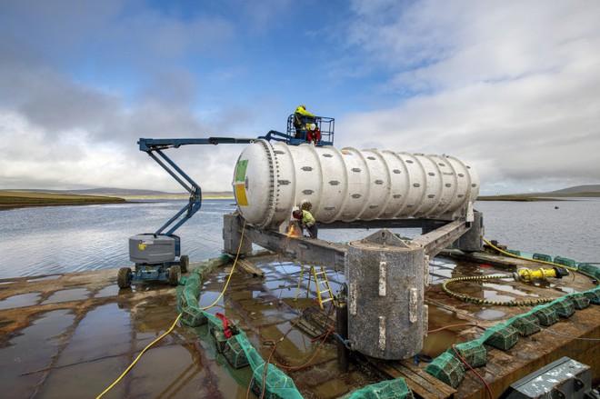 Dự án Natick của Microsoft: đặt trung tâm dữ liệu dưới đáy biển 2 năm, giảm hơn 80% tỷ lệ hư hỏng và hoàn toàn không phát thải Carbon - Ảnh 1.