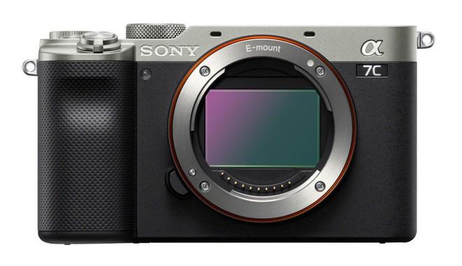Sony trình làng A7C: Máy ảnh mirrorless full-frame nhỏ gọn nhất thế giới, cảm biến BSI CMOS 24MP, chống rung body 5 trục, quay 4K 30fps, nặng hơn chỉ 1% so với a6600 APS-C - Ảnh 1.