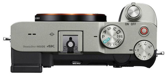 Sony trình làng A7C: Máy ảnh mirrorless full-frame nhỏ gọn nhất thế giới, cảm biến BSI CMOS 24MP, chống rung body 5 trục, quay 4K 30fps, nặng hơn chỉ 1% so với a6600 APS-C - Ảnh 4.
