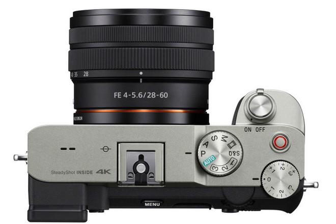 Sony trình làng A7C: Máy ảnh mirrorless full-frame nhỏ gọn nhất thế giới, cảm biến BSI CMOS 24MP, chống rung body 5 trục, quay 4K 30fps, nặng hơn chỉ 1% so với a6600 APS-C - Ảnh 8.
