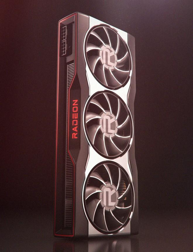 """AMD hé lộ thiết kế """"quái thú"""" Radeon RX 6000 - Ảnh 1."""