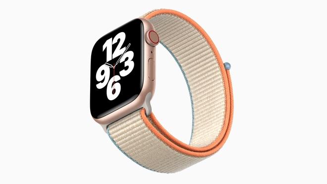 Apple ra mắt Apple Watch SE giá rẻ: Thiết kế giống Series 6, giá từ 279 USD - Ảnh 2.