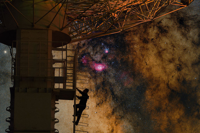 Những bức ảnh thiên văn ngoạn mục nhất năm 2020 - Ảnh 23.