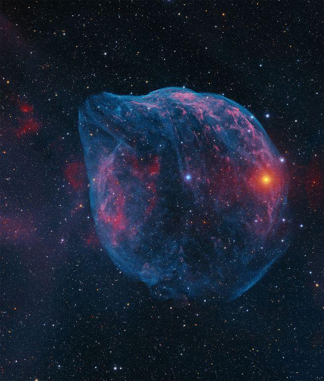Những bức ảnh thiên văn ngoạn mục nhất năm 2020 - Ảnh 4.