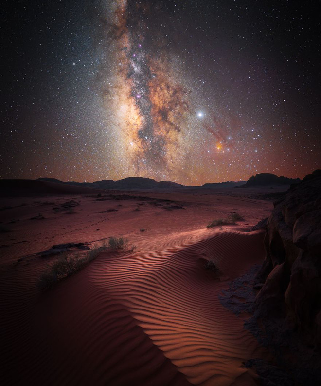 Những bức ảnh thiên văn ngoạn mục nhất năm 2020 - Ảnh 6.