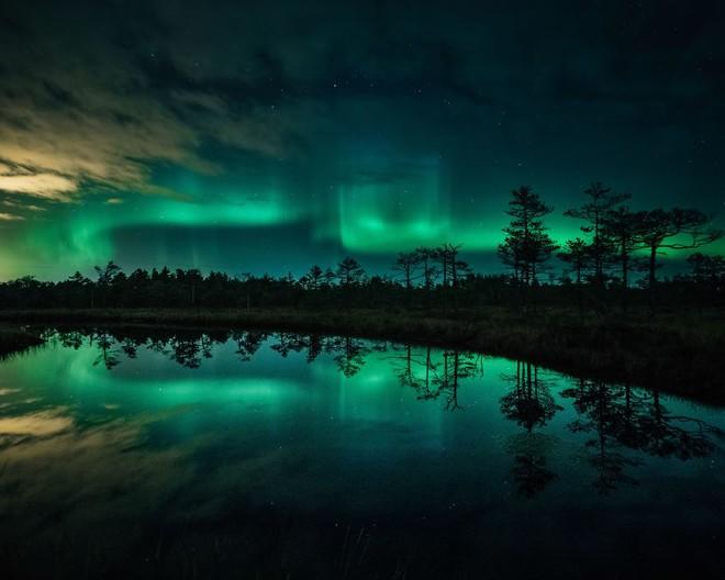 Những bức ảnh thiên văn ngoạn mục nhất năm 2020 - Ảnh 21.