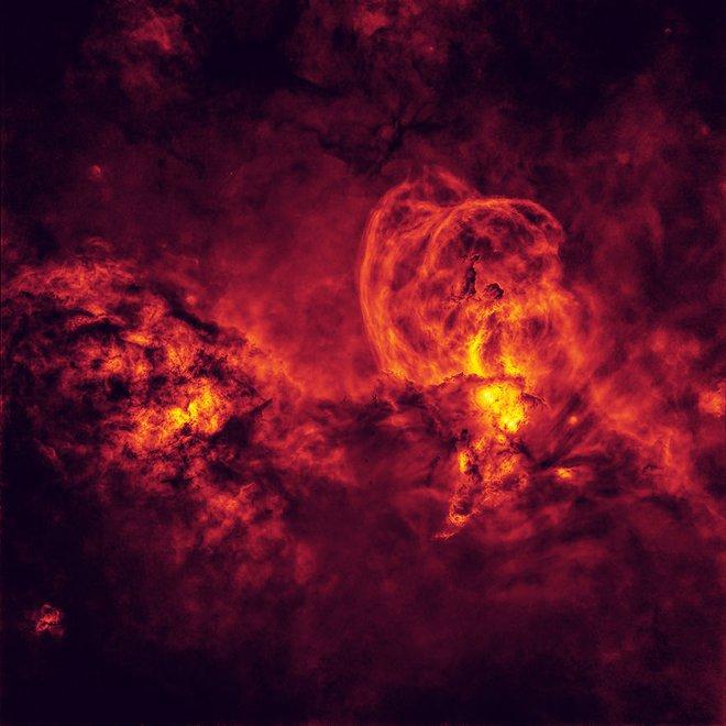 Những bức ảnh thiên văn ngoạn mục nhất năm 2020 - Ảnh 10.